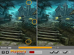 Mystery Difference game