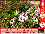 Valentine s day hidden flowers Gioco