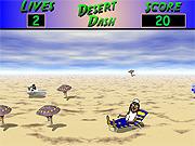 3d desert dash Gioco