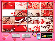 Play Puzzle craze valentine s day Game