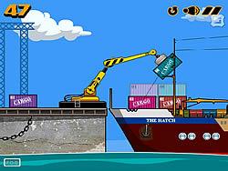 Gioca gratuitamente a Shipping Yard