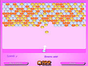 Bubble Shooter Rosa
