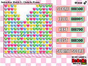 Play Valentine hearts remove Game