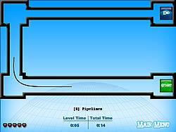 String Avoider Deluxe game