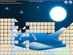 Sliding Penguin game