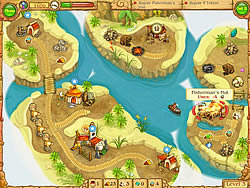 Jogar jogo grátis Island Tribe 3