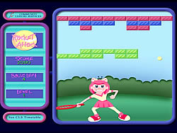 Racket Attack game