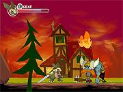 Armadillo Knight game
