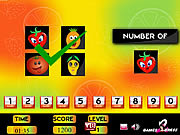 Play Fruit tally Game