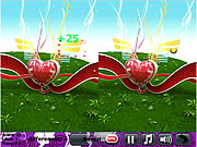 Play Broken heart 5 differences Game