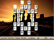 Play Enigmatic island mahjong Game
