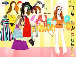 Trendy Girl oyunu