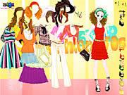Trendy girl Spiele