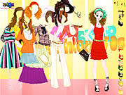 Trendy Girl game