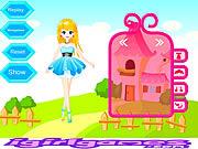 Play Sweet modern princess Game