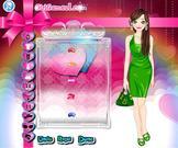 Chơi trò chơi miễn phí Valentines Day Shelly Dress Up