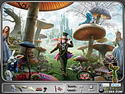 Play free game Alice in Wonderland - Hidden Objects