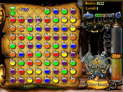Alchemy Swap game