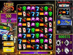 Spielen Sie das Gratis-Spiel  Vegas Night Lite