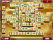 Play Mahjong of the 3 kingdoms Game