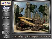 Play Dragon alphabets Game