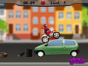 Play Lynx bike Game