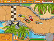 Prehistory Grand Prix game