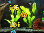 Robotic Fishy game