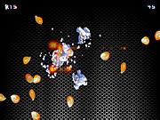 Ninja Popcorn game