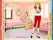 Girl Dressup game