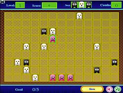 Jogar jogo grátis Octopus Puzzle