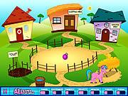 Juega al juego gratis Horsey Farm