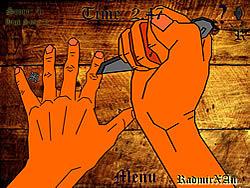 Maglaro ng libreng laro Knife & Hand 2