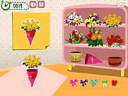 Dora Vflower game