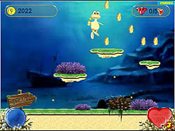 Turtle Odyssey game