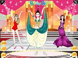 Gioca gratuitamente a Miss World Dress Up