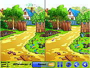 Play Sea breeze 5 differences Game