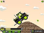 Ben 10 Xtreme Truck game