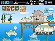 Fish and serve v2 Spiele