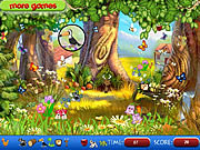 Sweet Garden Hidden Objects game