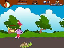 Permainan Hare vs Tortoise