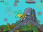 Spongebob Xtreme Bike game