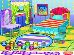 Pink New Bedroom game