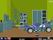 Modern Car Room Escape 2 game