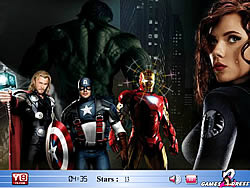 The Avengers HS game