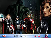 Play The avengers hs Game
