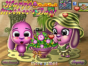 Flowers for Mommy game
