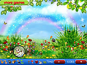 Play Magic garden hidden object Game