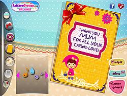 Gioca gratuitamente a Mother's Day Card