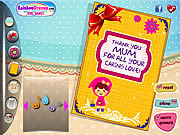 Play Mother s day card Game